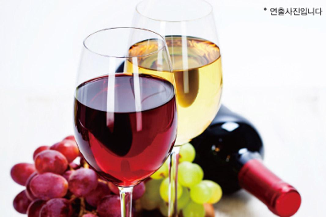 高級紅酒一瓶